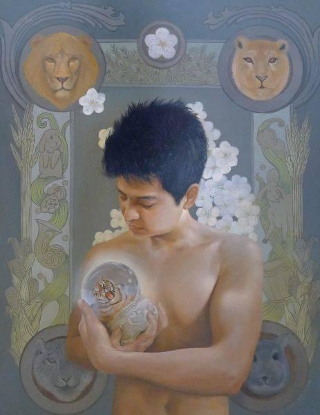 吳嘉綺-魔幻水晶球 V — 東北虎