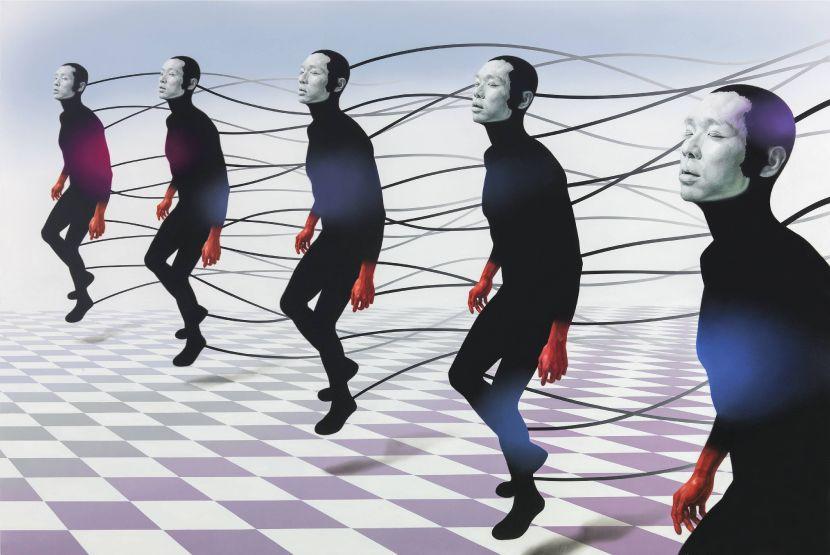 林宏信-裂解・飄移