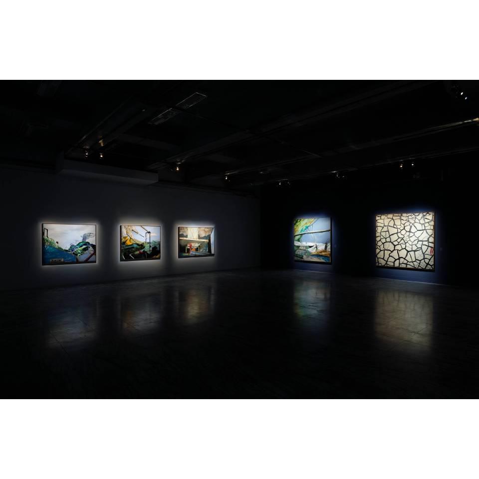 2016 周代焌個展—崩解劇場,台北市立美術館
