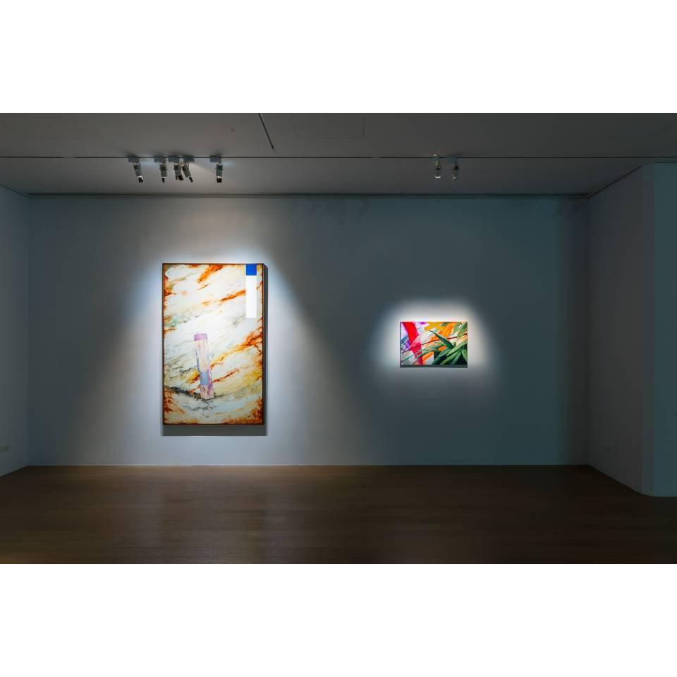 2018  周代焌個展—無為而治,尊彩藝術中心