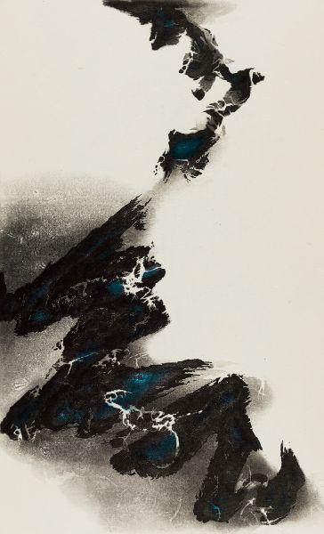劉國松-升向白茫茫的未知