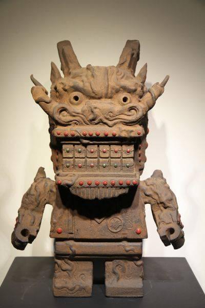 張山-守護神