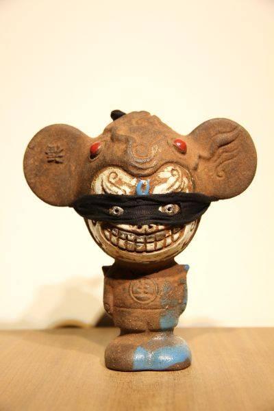 張山-台灣囝仔(猴)
