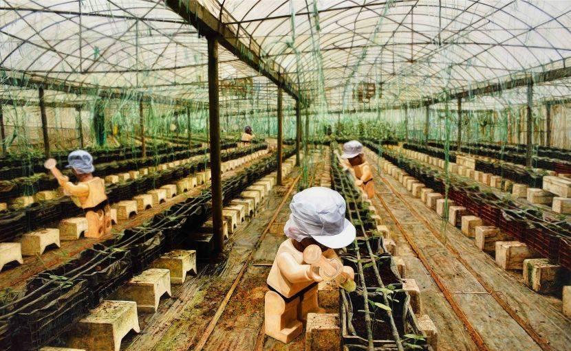 楊博堯-溫室 Greenhouse