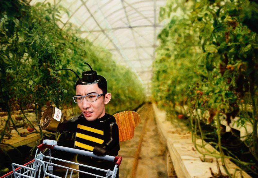 楊博堯-番茄園 7 Tomato Garden 7