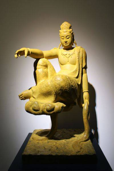 李真-自在觀音 Avalokitesvara