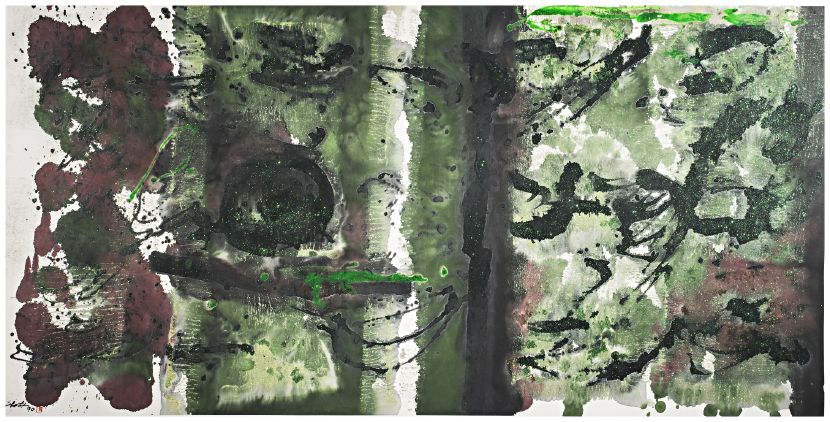 林莎-叢林中