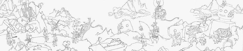 詹邠-赤裸樂園-仿洛神賦圖