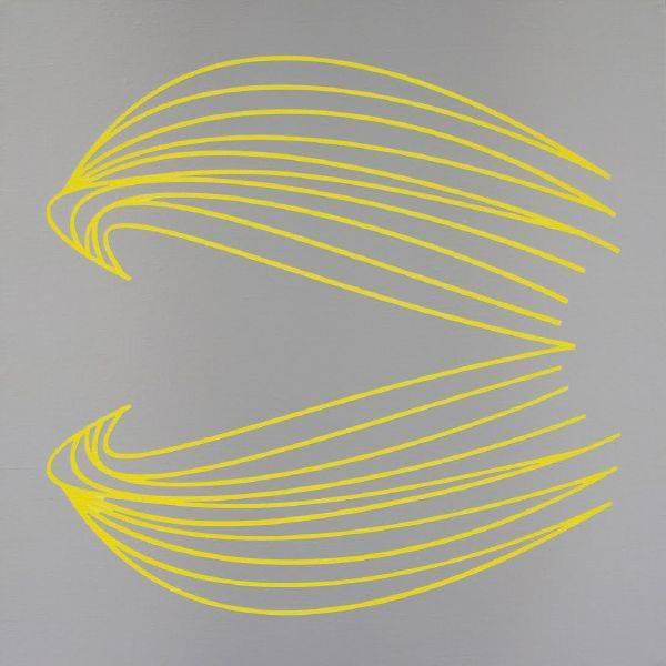 林賢俊-黃色小貝羽(灰色版)