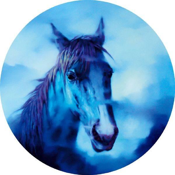 馬東民-藍馬之八