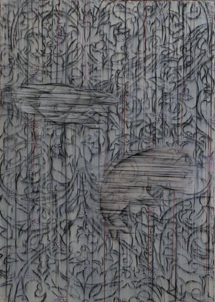 謝鴻均-「囿」系列:撥弄 Immanence Series: Stir Up