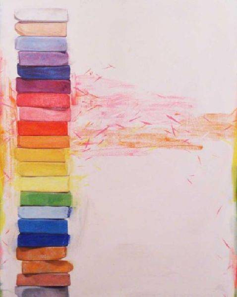 葉芷綺-Painting process II