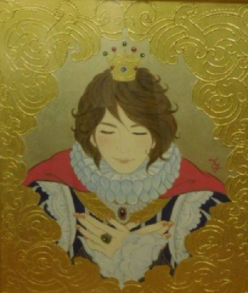 木村了子-Icon of the prince sleeping beauty