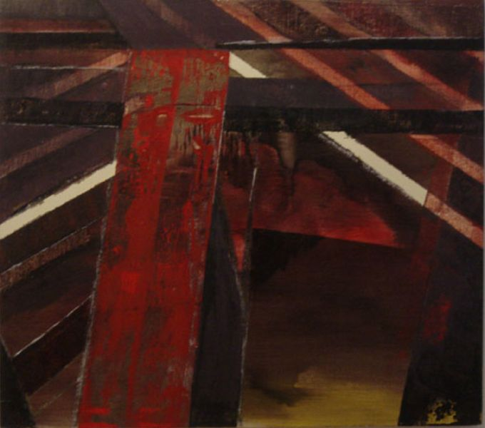 池農深-中國建築系列-上樑