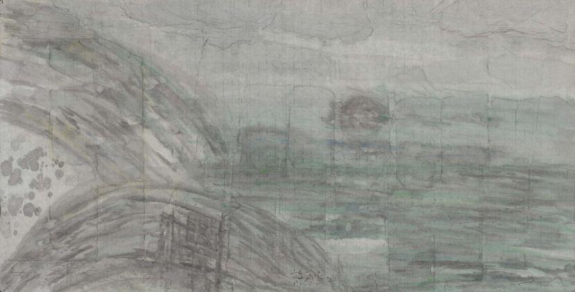 許雨仁-彩墨系列之二十三