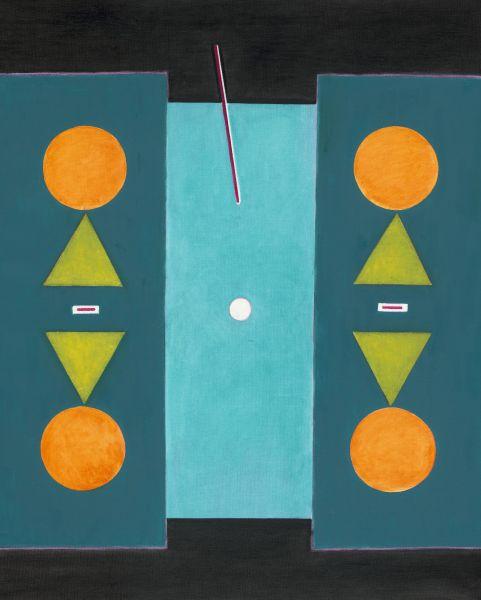 霍剛-抽象2015-028