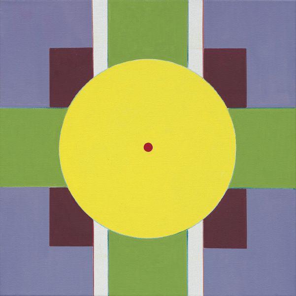 霍剛-抽象2020-016  Abstract 2020-016
