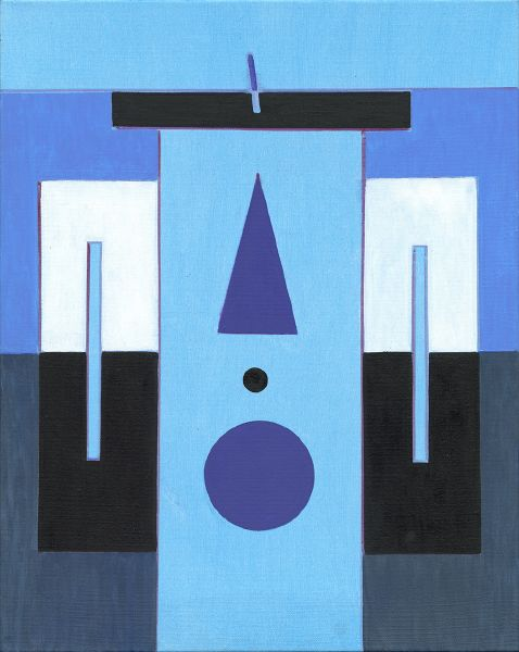 霍剛-抽象2019-026  Abstract 2019-026