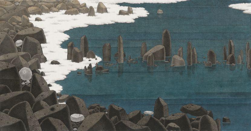 鄧卜君-水漾雲鋪