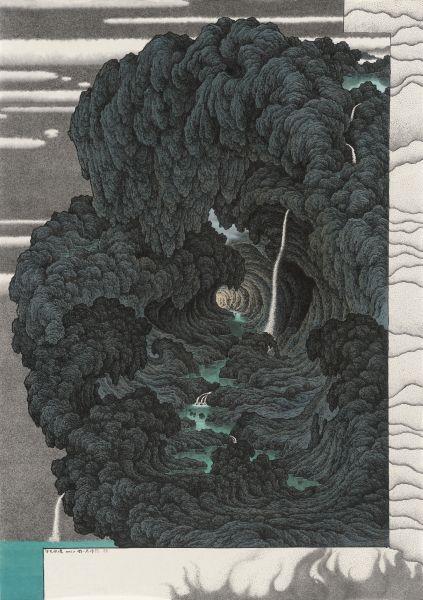 鄧卜君-方天水境