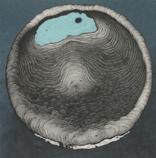 鄧卜君-生石 Growing Stone
