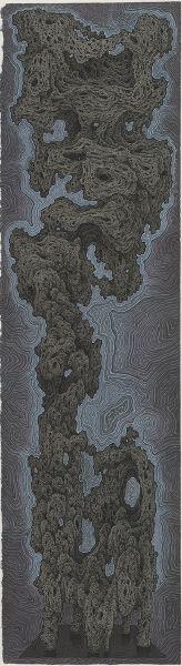 鄧卜君-姿奇魅壑 Extraordinary Formation, Enchanting Ravine
