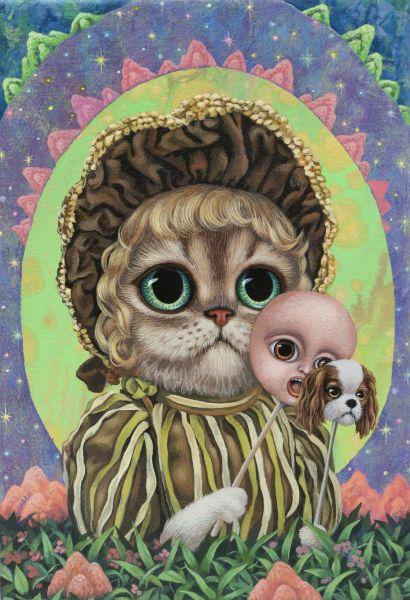 張嘉穎-捉弄人的貓 Pranking Kitty