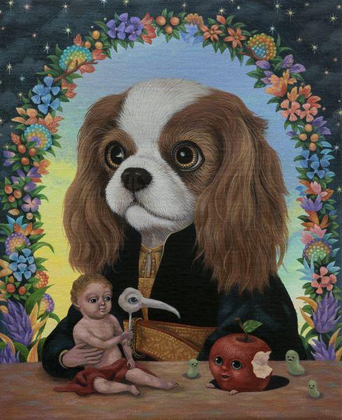 張嘉穎-王子犬的遊戲 Prince Canine's Game