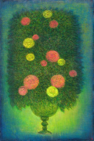 陳承衛-生命之花-2 Blossoms of Life-2