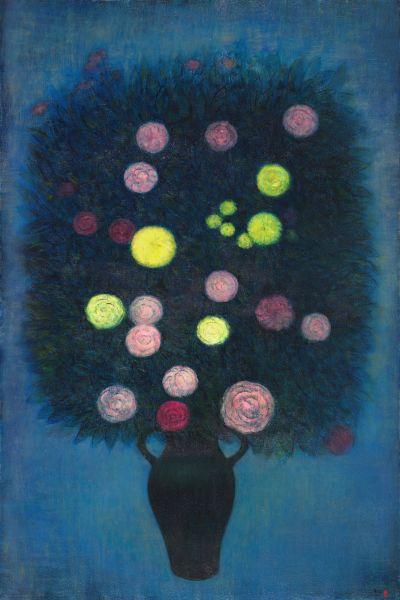 陳承衛-生命之花-8 Blossoms of Life-8