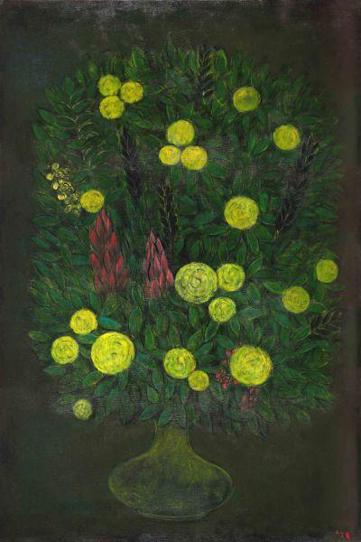 陳承衛-生命之花-10 Blossoms of Life-10