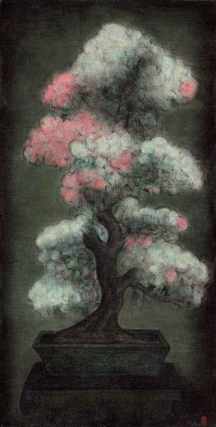 陳承衛-盆景-2 Landscape in a Bonsai Pot-2