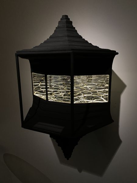 董承濂-燈,塗  Perfumed Light