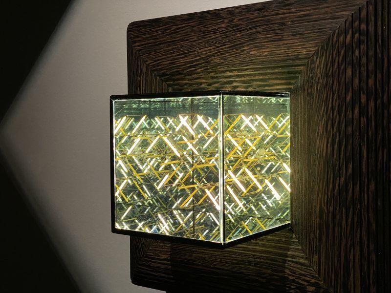 董承濂-時。光。機 之無限方向 Mechanism of Time and Light – Unlimited Directions