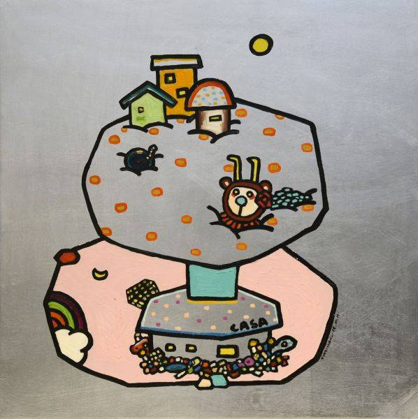 呂英菖-CASA - 家族樹上的苦瓜