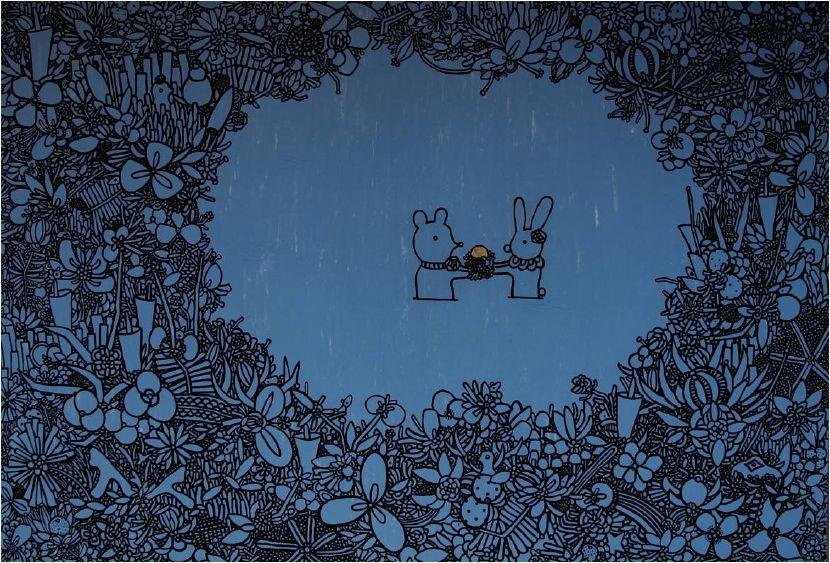 呂英菖-在許願池裡的交換禮物