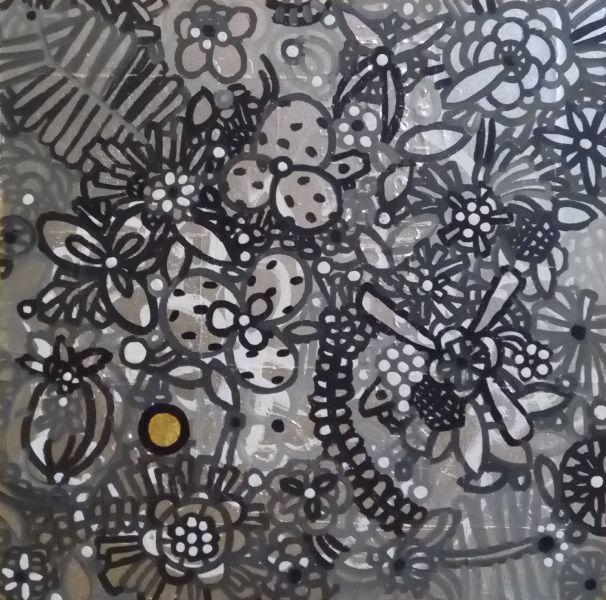 呂英菖-花園裡的小太陽