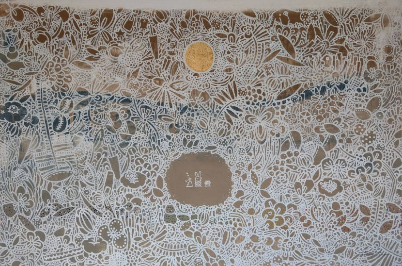 呂英菖-山谷裡尋找七彩鳥的金蛋旅程