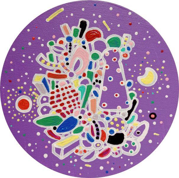 呂英菖-幸運樹的小世界