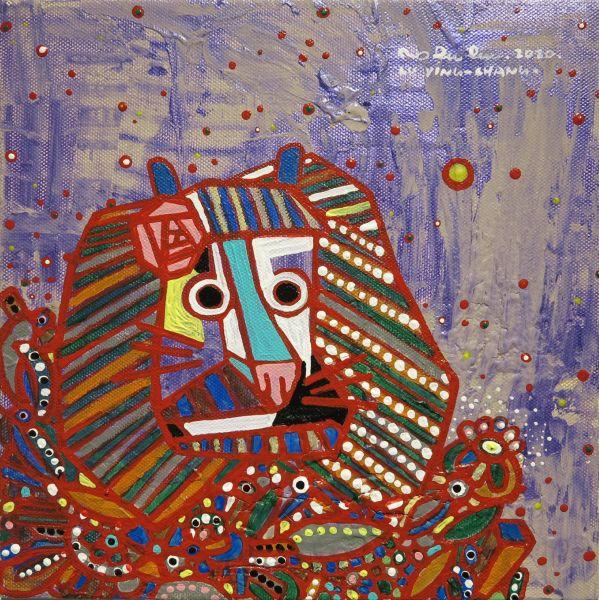 呂英菖-夏天的獅子