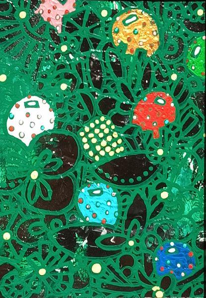 呂英菖-花園裡的7個草莓