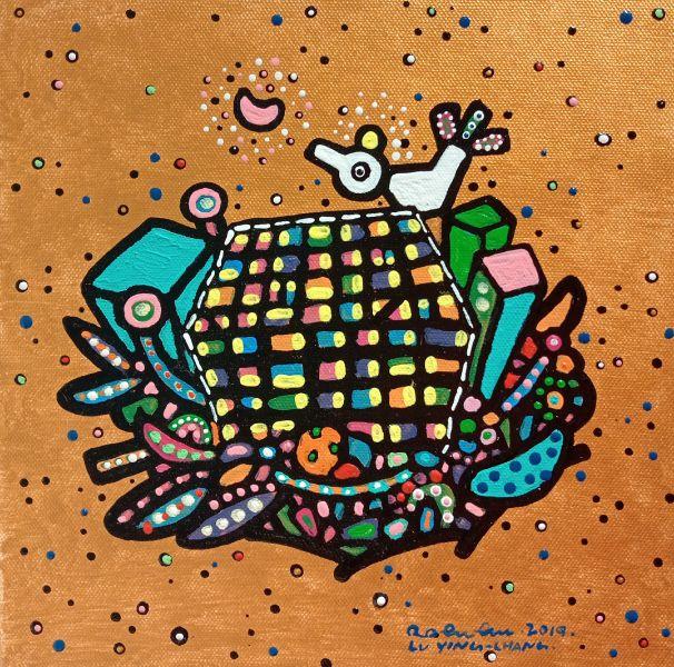 呂英菖-七個顏色的鑽石
