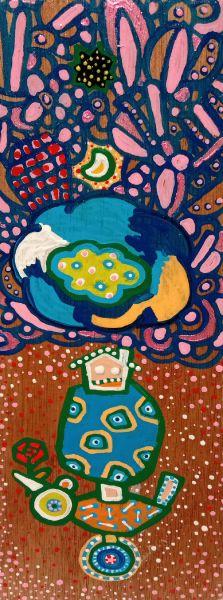 呂英菖-許願鳥的世界
