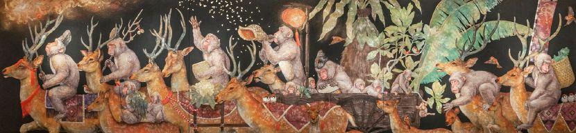 白田誉主也-午夜慶典-猿鹿篇