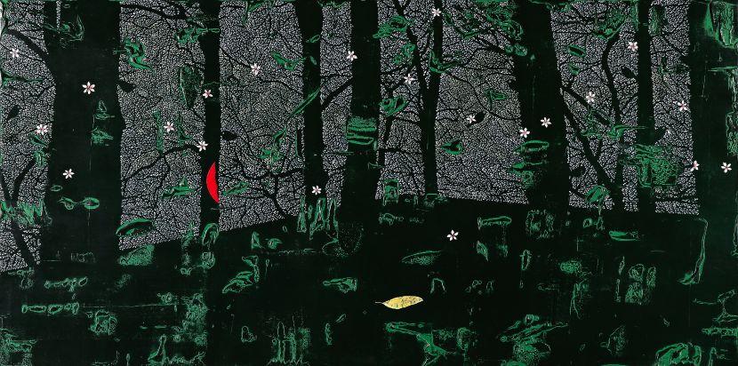傅作新-忘憂森林