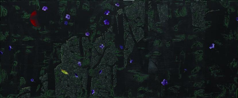 傅作新-紫花秘境
