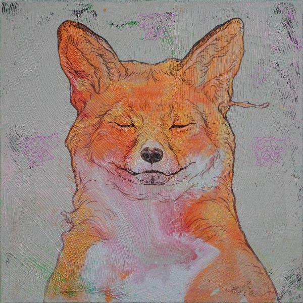 汪柏成-偽裝者No.1 Who faked being the little prince's fox No.1