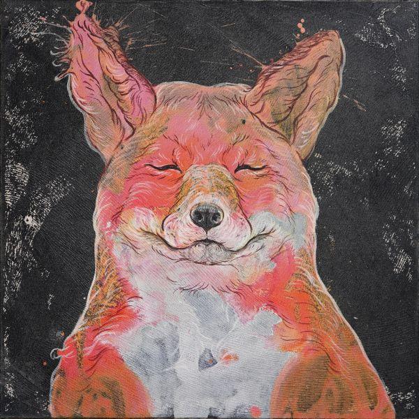汪柏成-偽裝者No.2 Who faked being the little prince's fox No.2