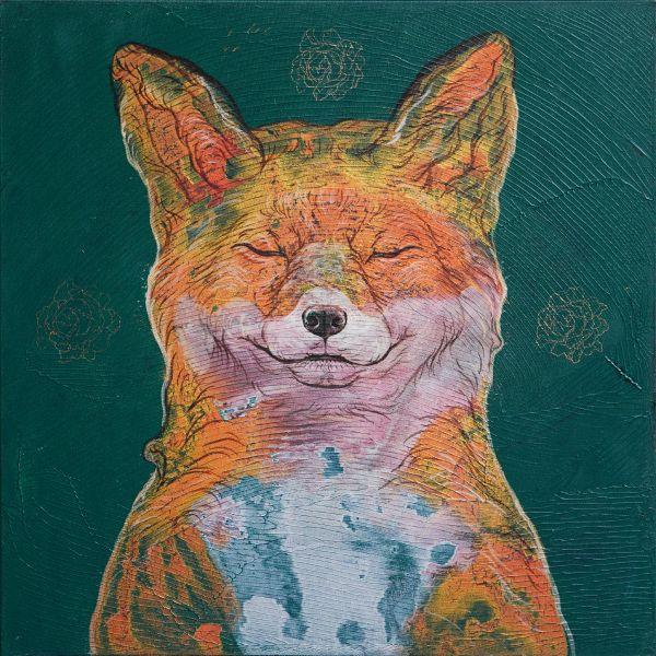 汪柏成-偽裝者No.3 Who faked being the little prince's fox No.3