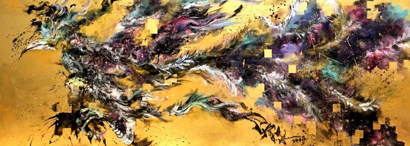 堉泉-神獸系列-鳳凰